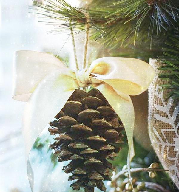 Uradi sam - ukrasi za bor - pahuljice - božićni ukrasi uradi sam