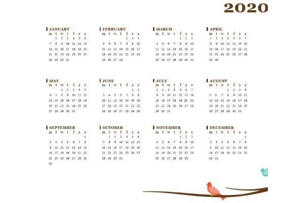 Katolički kalendar 2021. – imena i imendani –