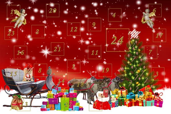 Adventski kalendar - što je i čemu služi -