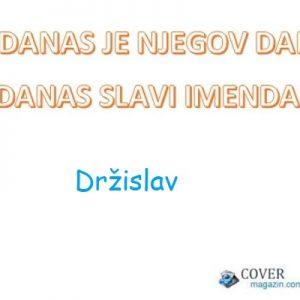 Držislav - imendan 2021. -