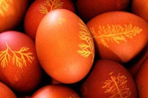 Prirodne boje za jaja - pisanice - Prirodne boje za jaja dobijete kuhanjem