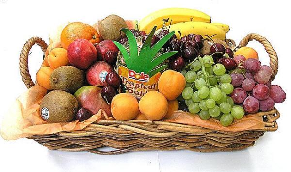 Voće i  povrće - učinak na zdravlje -