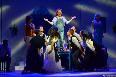 150. izvedba mjuzikla Mamma Mia! otvara novu sezonu zagrebačkog Kazališta Komedija