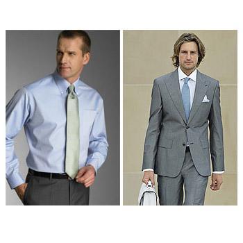 92610b0473f Pravila kombiniranja košulje i kravate